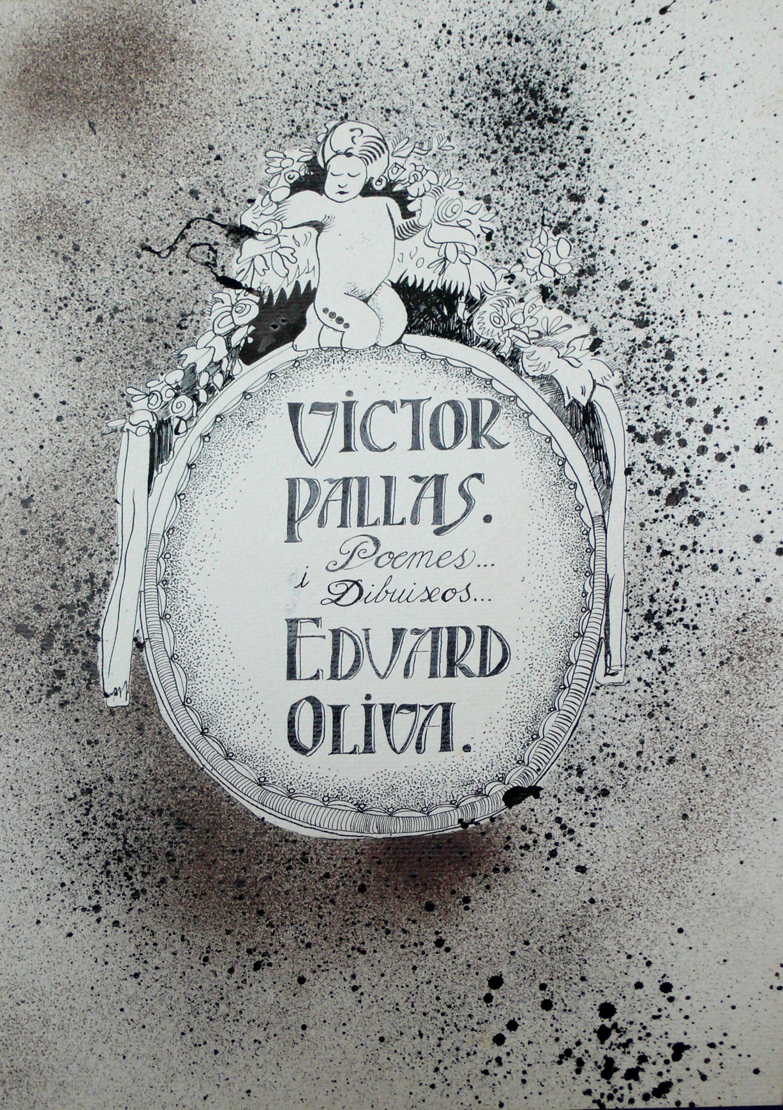 Portada del llibre de Víctor Pallàs i Eduard Oliva