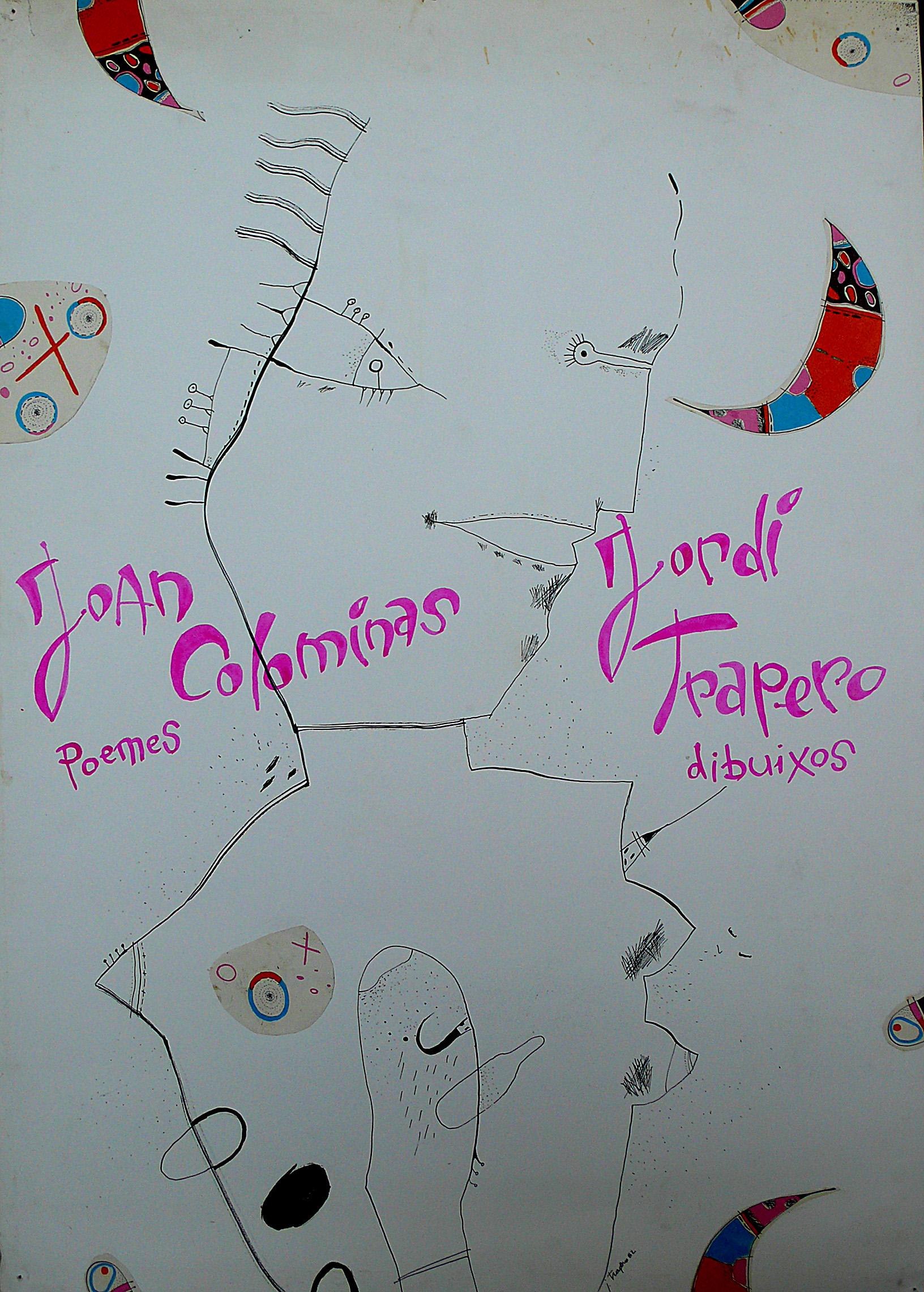 Portada del llibre de Joan Colominas i Jordi Trapero