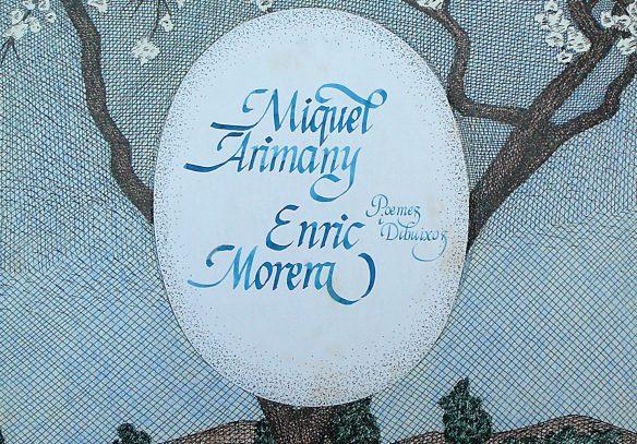 Portada del llibre de Miquel Arimany i Enric Morera