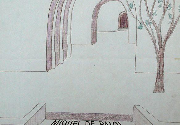 Portada del llibre de Miquel de Palol i Conxa Ibáñez