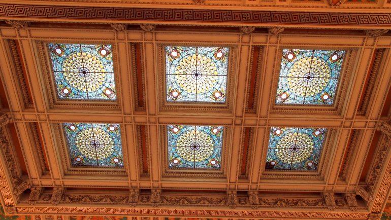 Vestíbul de la Biblioteca del Congrés dels Estats Units